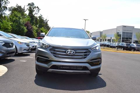 2017 Hyundai Santa Fe Sport for sale at Automax of Chantilly in Chantilly VA