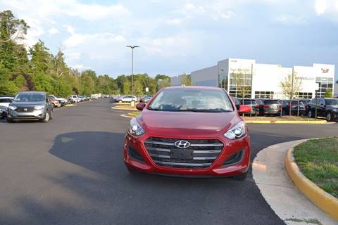 2017 Hyundai Elantra GT for sale at Automax of Chantilly in Chantilly VA