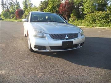 2012 Mitsubishi Galant for sale at Automax of Chantilly in Chantilly VA
