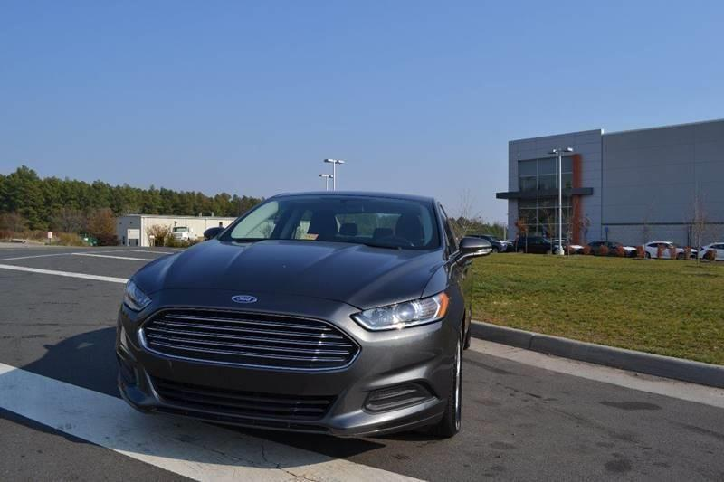 2017 Ford Fusion for sale at Automax of Chantilly in Chantilly VA