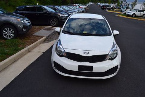 2015 Kia Rio for sale at Automax of Chantilly in Chantilly VA