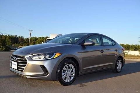 2017 Hyundai Elantra for sale at Automax of Chantilly in Chantilly VA