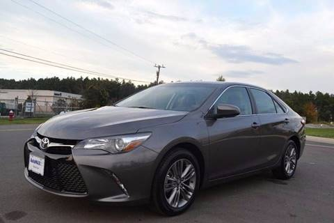 2016 Toyota Camry for sale at Automax of Chantilly in Chantilly VA