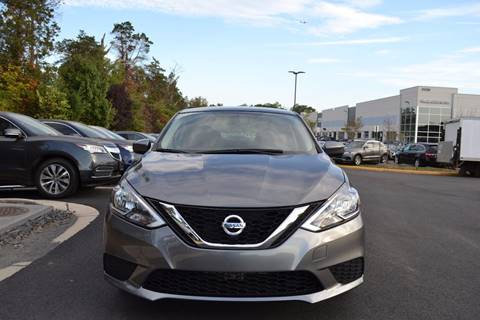 2016 Nissan Sentra for sale at Automax of Chantilly in Chantilly VA