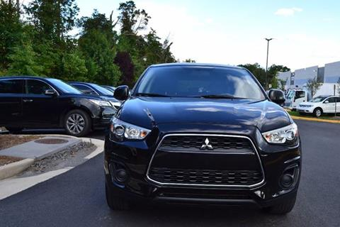 2013 Mitsubishi Outlander Sport for sale in Chantilly, VA