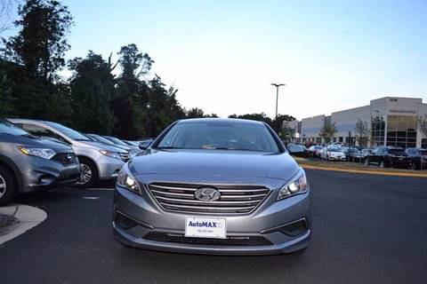 2016 Hyundai Sonata for sale in Chantilly, VA