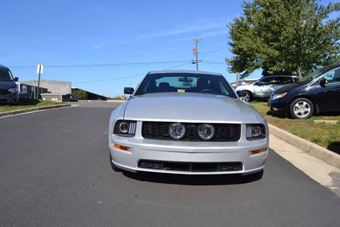 2006 Ford Mustang for sale at Automax of Chantilly in Chantilly VA