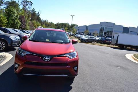 2016 Toyota RAV4 for sale at Automax of Chantilly in Chantilly VA