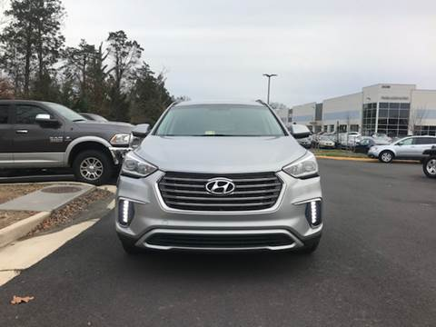 2017 Hyundai Santa Fe for sale at Automax of Chantilly in Chantilly VA