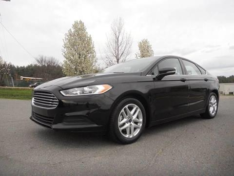 2015 Ford Fusion for sale at Automax of Chantilly in Chantilly VA