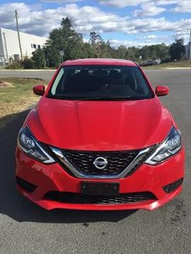 2017 Nissan Sentra for sale at Automax of Chantilly in Chantilly VA