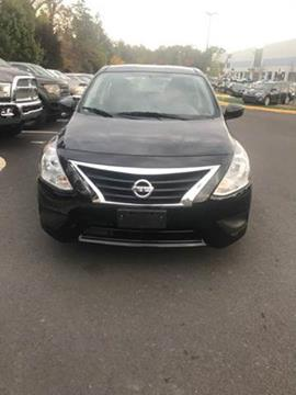 2016 Nissan Versa for sale at Automax of Chantilly in Chantilly VA