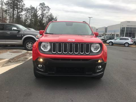 2017 Jeep Renegade for sale at Automax of Chantilly in Chantilly VA