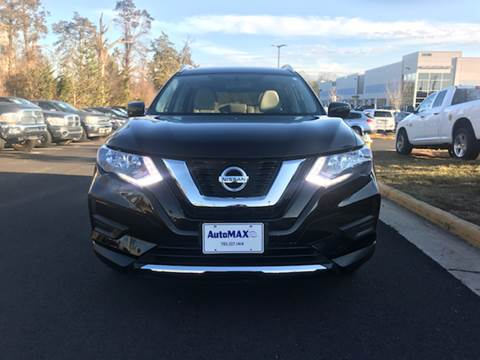 2017 Nissan Rogue for sale at Automax of Chantilly in Chantilly VA