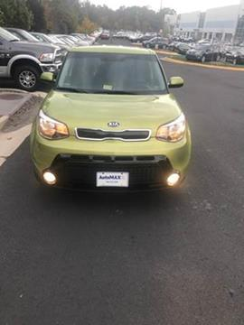 2016 Kia Soul for sale at Automax of Chantilly in Chantilly VA
