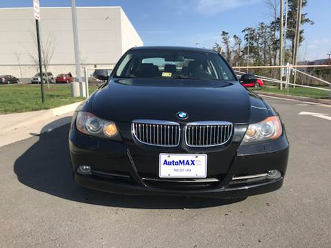 2008 BMW 3 Series for sale at Automax of Chantilly in Chantilly VA