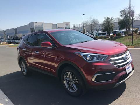 2018 Hyundai Santa Fe Sport for sale at Automax of Chantilly in Chantilly VA
