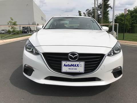 2016 Mazda MAZDA3 for sale at Automax of Chantilly in Chantilly VA