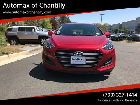 2017 Hyundai Elantra GT for sale at Automax of Chantilly in Chantilly VA