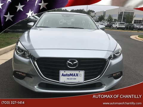 2017 Mazda MAZDA3 for sale at Automax of Chantilly in Chantilly VA