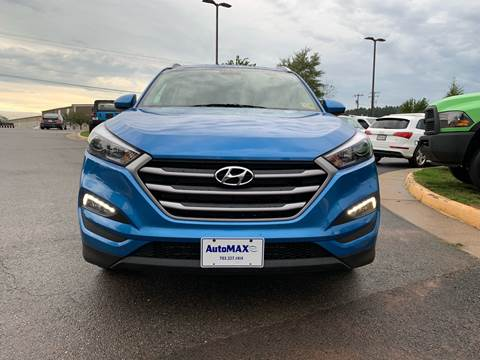 2018 Hyundai Tucson for sale in Chantilly, VA