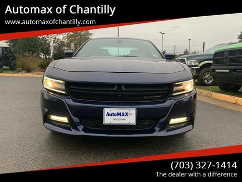 2017 Dodge Charger for sale at Automax of Chantilly in Chantilly VA