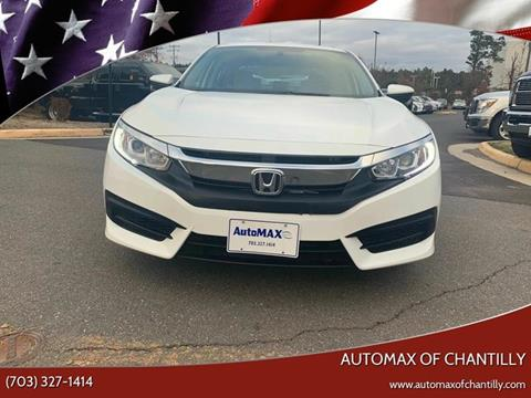 2018 Honda Civic for sale in Chantilly, VA
