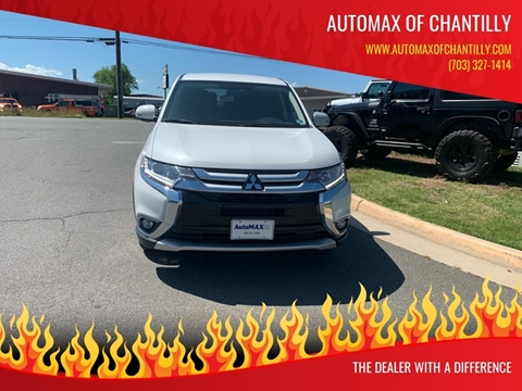 2018 Mitsubishi Outlander for sale in Chantilly, VA