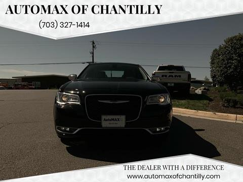 2019 Chrysler 300 for sale at Automax of Chantilly in Chantilly VA