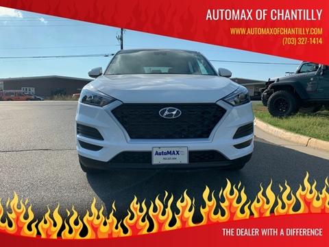 2019 Hyundai Tucson for sale in Chantilly, VA