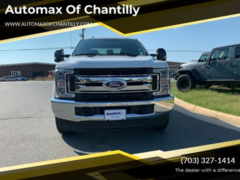 2019 Ford F-250 Super Duty for sale at Automax of Chantilly in Chantilly VA