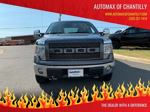 2010 Ford F-150 for sale at Automax of Chantilly in Chantilly VA