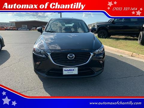 2019 Mazda CX-3 for sale at Automax of Chantilly in Chantilly VA