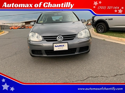 2007 Volkswagen Rabbit for sale at Automax of Chantilly in Chantilly VA