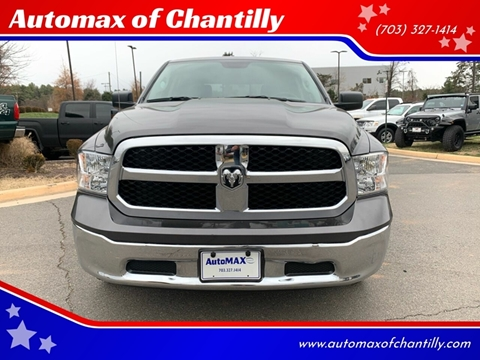 2019 RAM Ram Pickup 1500 Classic for sale at Automax of Chantilly in Chantilly VA