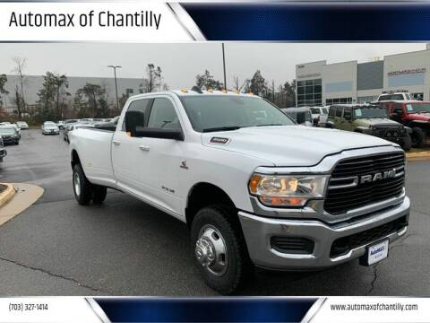 2019 RAM Ram Pickup 3500 for sale at Automax of Chantilly in Chantilly VA
