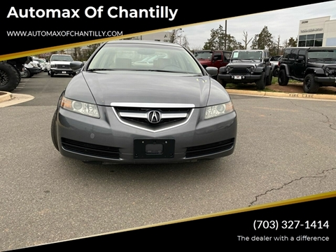 2006 Acura TL for sale at Automax of Chantilly in Chantilly VA