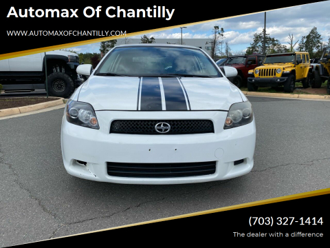 2008 Scion tC for sale at Automax of Chantilly in Chantilly VA
