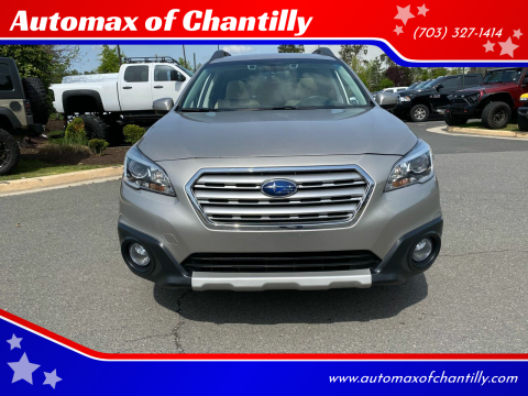 2017 Subaru Outback for sale at Automax of Chantilly in Chantilly VA