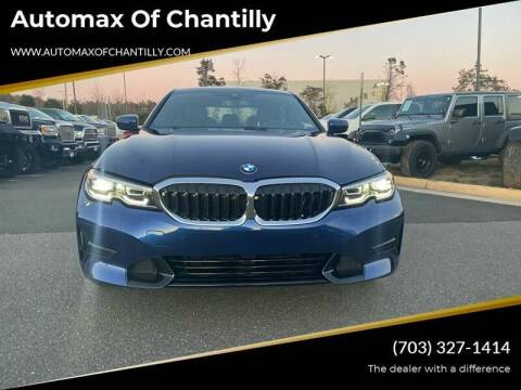2020 BMW 3 Series for sale at Automax of Chantilly in Chantilly VA