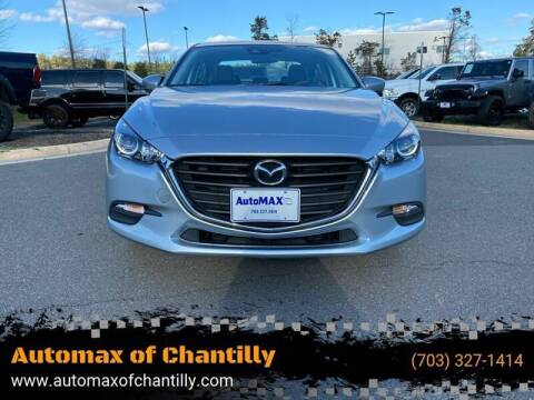 2018 Mazda MAZDA3 for sale at Automax of Chantilly in Chantilly VA