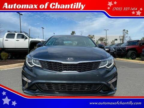 2020 Kia Optima for sale at Automax of Chantilly in Chantilly VA