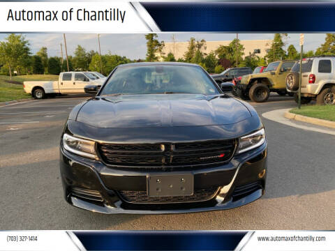 2020 Dodge Charger for sale at Automax of Chantilly in Chantilly VA