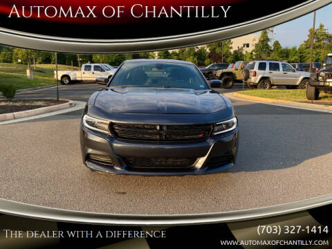 2019 Dodge Charger for sale at Automax of Chantilly in Chantilly VA