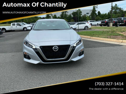 2020 Nissan Altima for sale at Automax of Chantilly in Chantilly VA