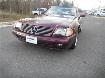 1996 Mercedes-Benz SL-Class for sale in Chantilly, VA