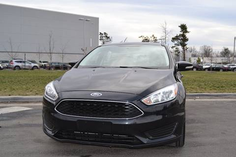 2015 Ford Focus for sale at Automax of Chantilly in Chantilly VA