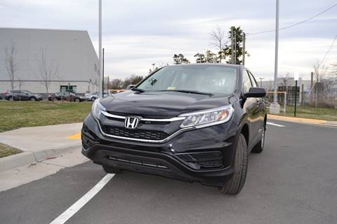 2016 Honda CR-V for sale at Automax of Chantilly in Chantilly VA