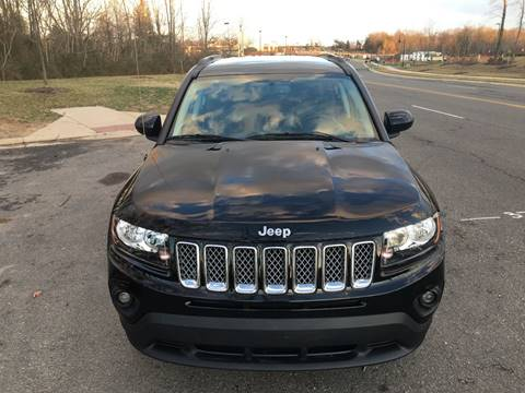 2016 Jeep Compass for sale at Automax of Chantilly in Chantilly VA