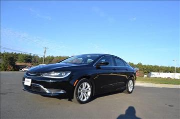 2015 Chrysler 200 for sale at Automax of Chantilly in Chantilly VA
